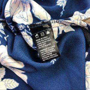 Paper Crane Tops - NWT Sleeveless High Neck Blouse